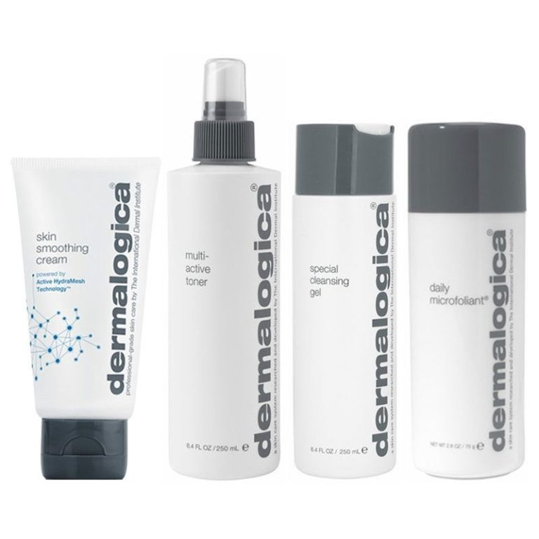 Dermalogica Facial in a Box at home kit